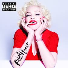 CDClub - Madonna-Rebel Heart/CD/2015/New/
